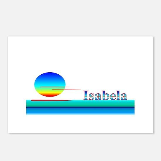 Isabela Postcards (Package of 8)