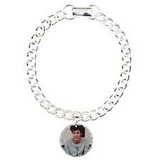 Cameron Dallas Charm Bracelet, One Charm