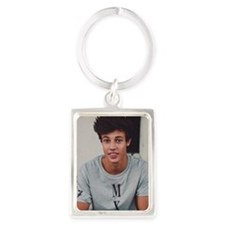 Cameron Dallas Portrait Keychain