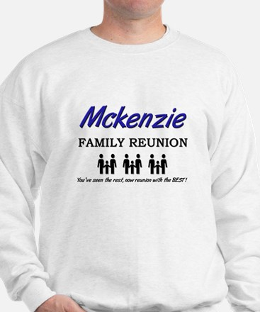 Mckenzie Family Reunion Sweater
