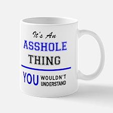 Unique Asshole Mug
