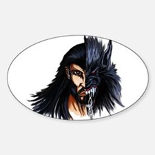 The Beast Within Decal
