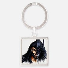 The Beast Within Keychains