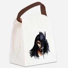 The Beast Within Canvas Lunch Bag