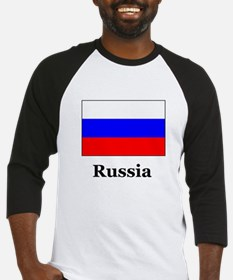 Russia Culture and Heritage Baseball Jersey