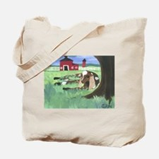 SpottedNubianKid Tote Bag