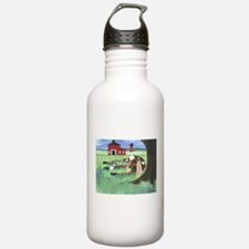 SpottedNubianKid Water Bottle