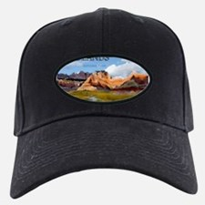 Mountains Sky in the Badlands National Baseball Hat