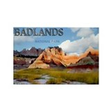 Badlands Magnets