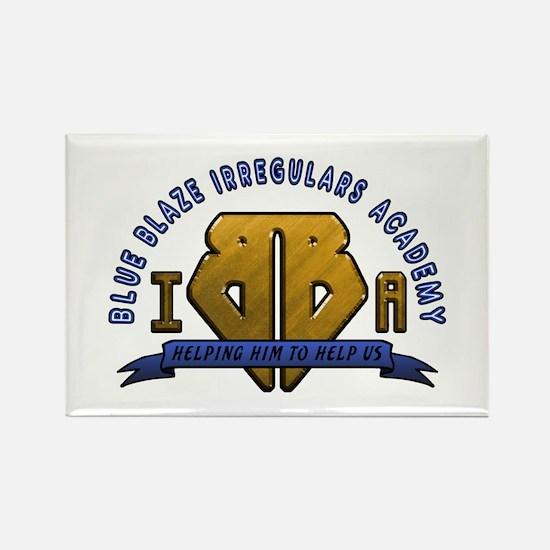 Blue Blaze Irregulars Academy Magnets