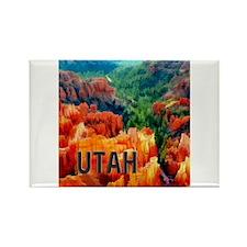Hoodoos in Bryce Canyon National Park UTAH Magnets
