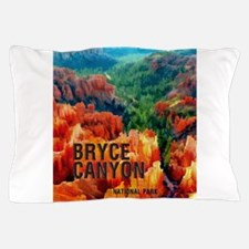 Hoodoos in Bryce Canyon National Park Pillow Case