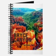 Hoodoos in Bryce Canyon National Park Journal