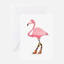 Styling Flamingo Greeting Cards