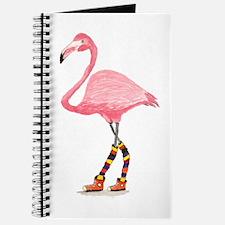 Styling Flamingo Journal