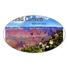 Grand Canyon NAtional Park Poster Decal