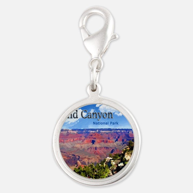 Grand Canyon NAtional Park Poster Charms