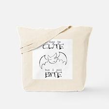 I Still Bite Tote Bag
