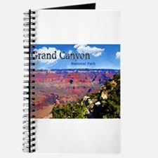 Grand Canyon NAtional Park Poster Journal