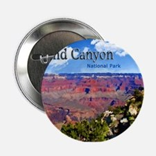 """Grand Canyon NAtional Park Poster 2.25"""" Button"""