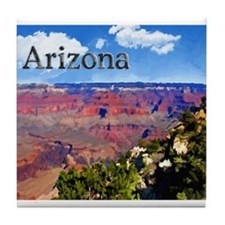 Grand Canyon NAtional Park ARIZONA Tile Coaster