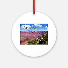 Grand Canyon NAtional Park ARIZON Ornament (Round)