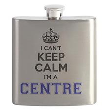 Unique Centre Flask