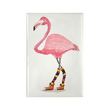 Styling Flamingo Magnets