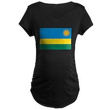 Rwandan Flag T-Shirt