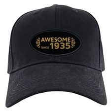 Awesome Since 1935 Baseball Hat