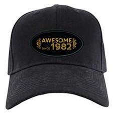 Awesome Since 1982 Baseball Hat
