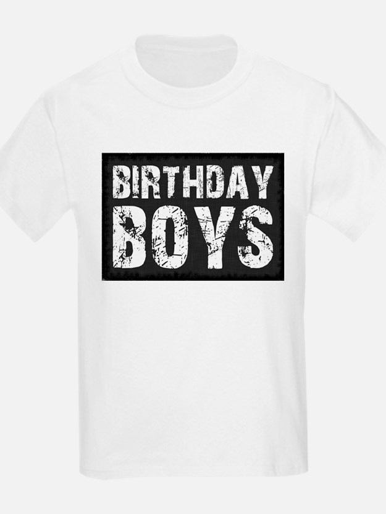 Birthday Boys T-Shirt