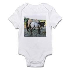 Appy foal Infant Bodysuit