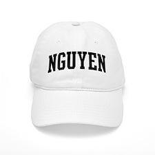 NGUYEN (curve-black) Baseball Cap