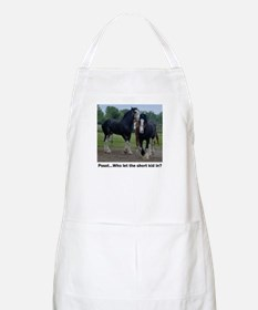 Clydesdale BBQ Apron