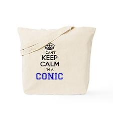 Unique Conic Tote Bag