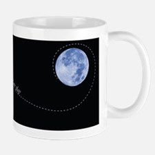 Fly Me To The Moon Mugs
