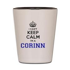 Funny Corinne Shot Glass