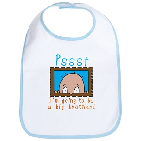 I'm Going to be a Big Brother Bib