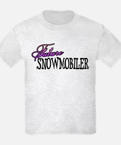Future Snowmobiler T-Shirt
