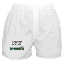 Country Forever Boxer Shorts