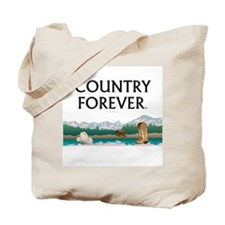 Country Forever Tote Bag
