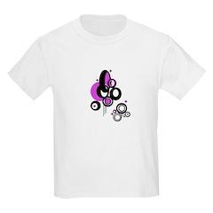 CIRCLES AND STARS T-Shirt