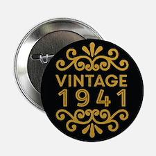 """Vintage 1941 2.25"""" Button"""