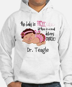 Personalized Funny Gynecologists Hoodie