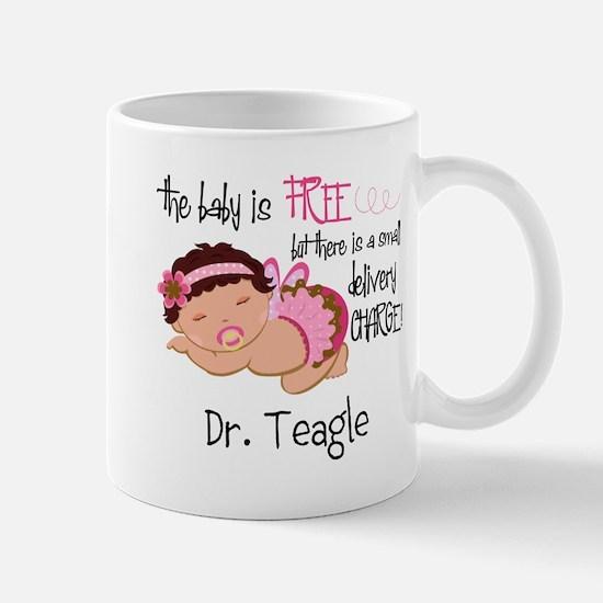 Personalized Funny Gynecologists Mug