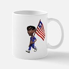 Liberia Boy Mug