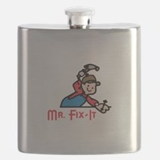 MR FIX IT Flask