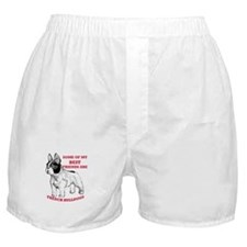 Unique Frenchie Boxer Shorts