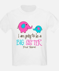 I am Going to be a Big Sister | T-Shirt